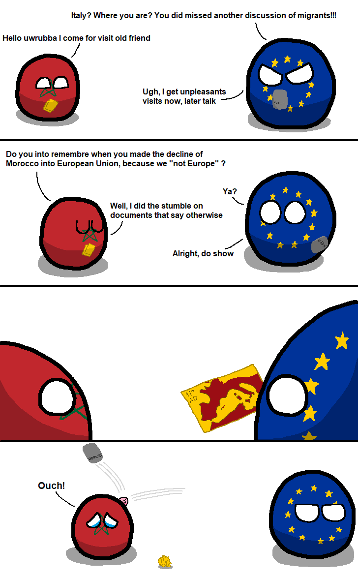 The European Union Germany Polandball Speedpaint Youtube
