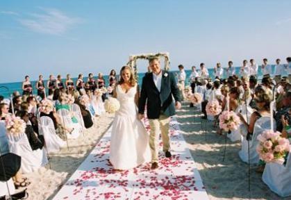 Beautiful Wedding On S Cruise