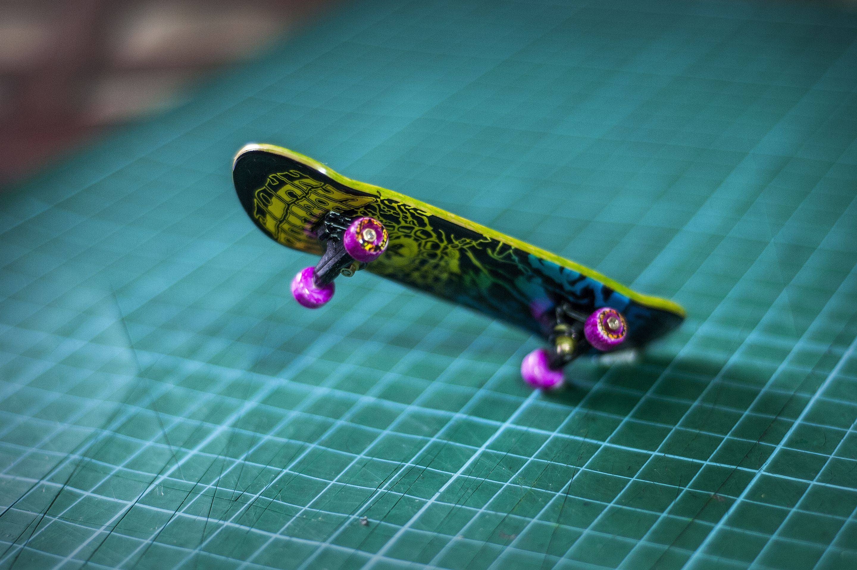Customise Your Tech Deck Tech deck, Deck design, Cool tech