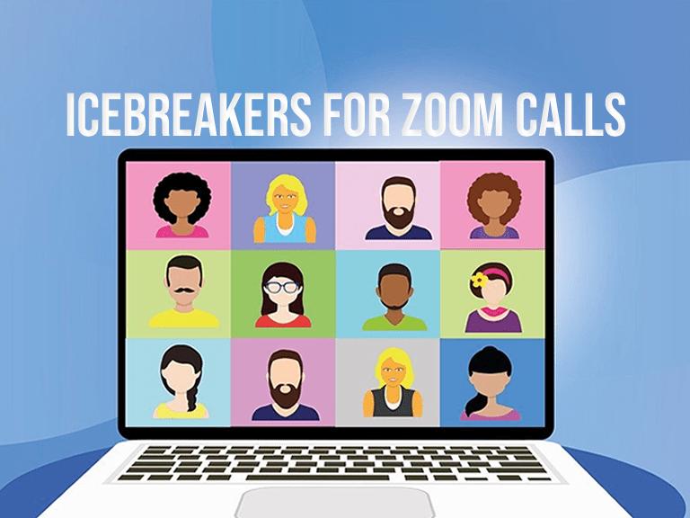 Ice Breakers for Zoom Virtual Drinks Meeting in 2020