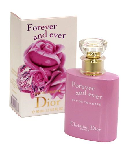 50eaf0fe342 Forever And Ever by Christian Dior.