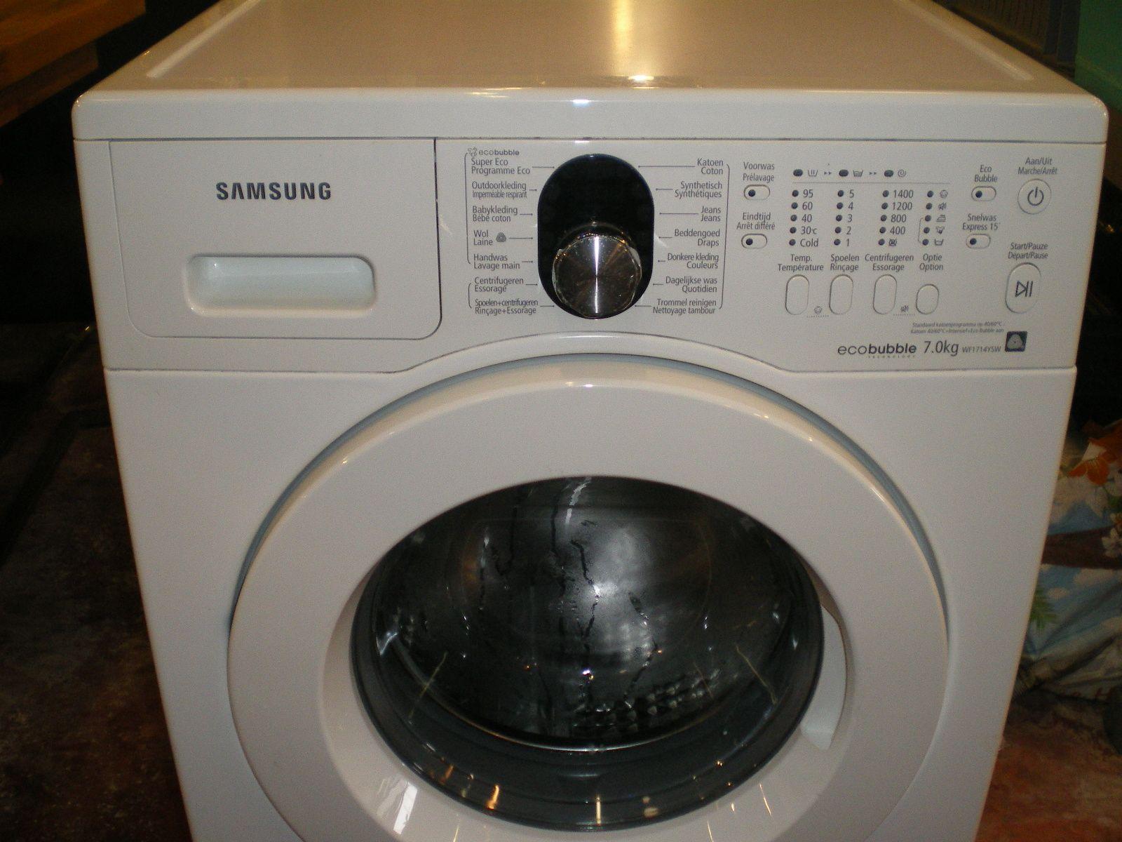 Lave Linge Samsung Lave Linge Machine A Laver Lave