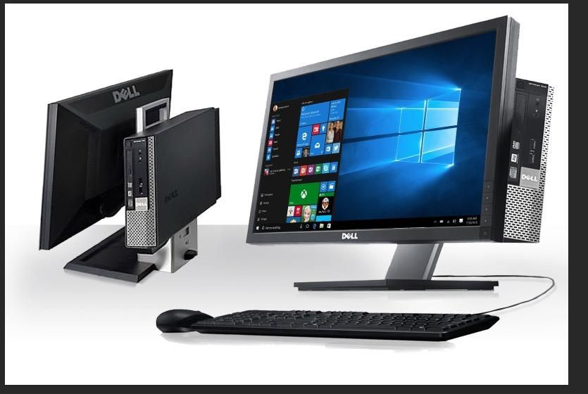 Dell OptiPlex 790 USFF All-In-One Computer w 19