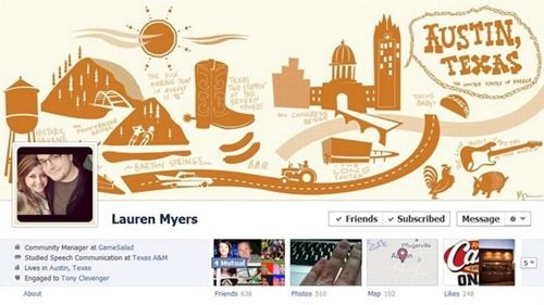 images of cool timeline ideas wallpaper Great #Facebook cover design