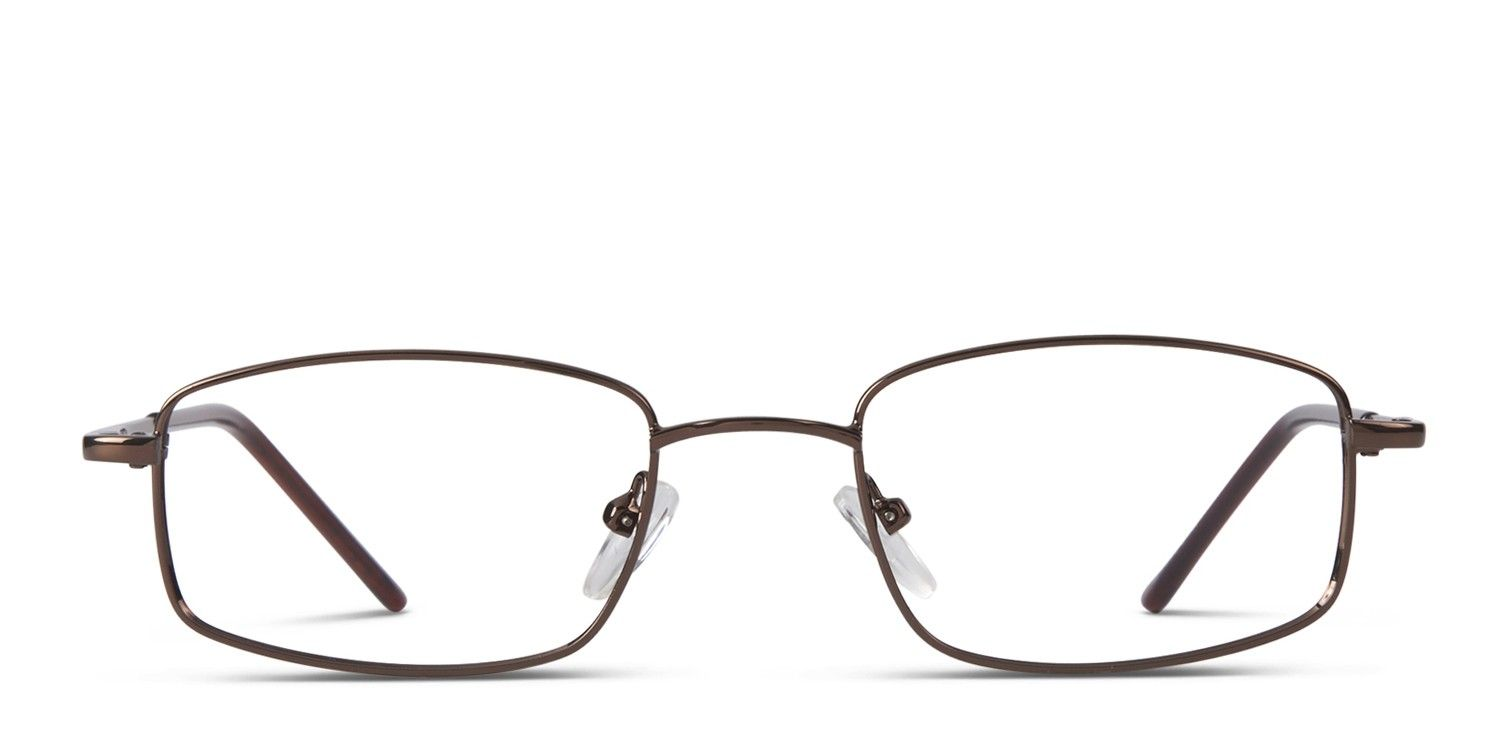 The Manchester is a fullrim rectangular frame for people