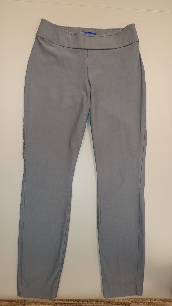 3246f6c4295 Apt 9 Womens Torie Capri Pants Grey Mid Rise size 10 Lightly used  fashion   clothing  shoes  accessories  womensclothing  pants (ebay link)