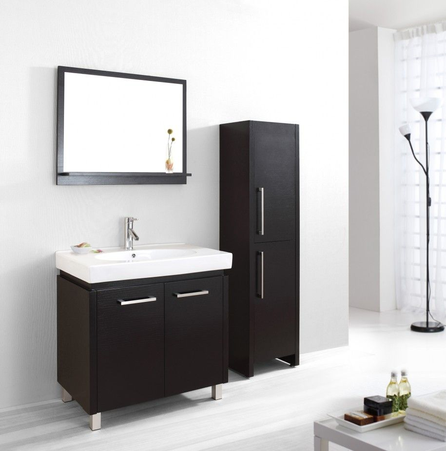 Cool Black Bathroom Cabinets – Max from Novello : Cool Black ...