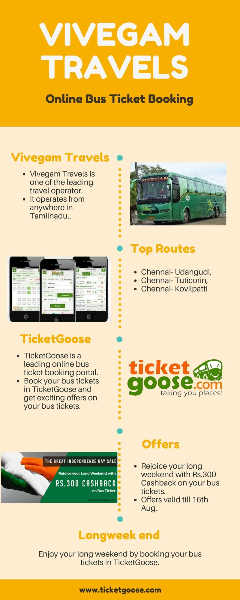 Pin By Ticketgoose On Vivegam Travels Bus Tickets Travel Booking