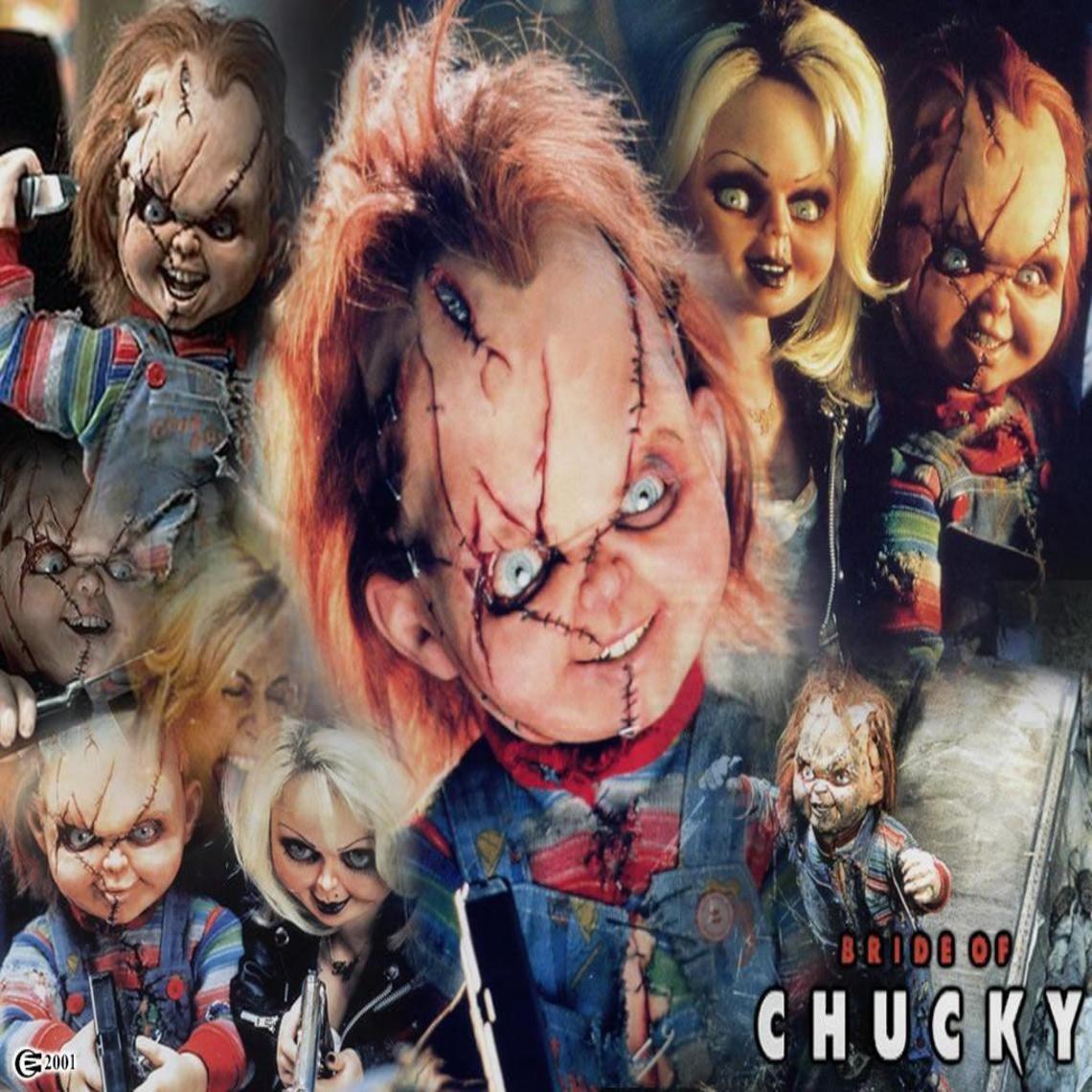 Bride of Chucky Chucky, Bride of chucky, Chucky movies