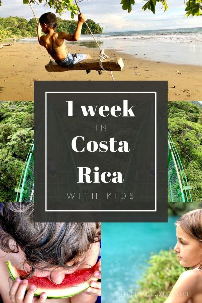 1-Week Costa Rica Roadtrip With Kids #Costa #Costa #Costa ...