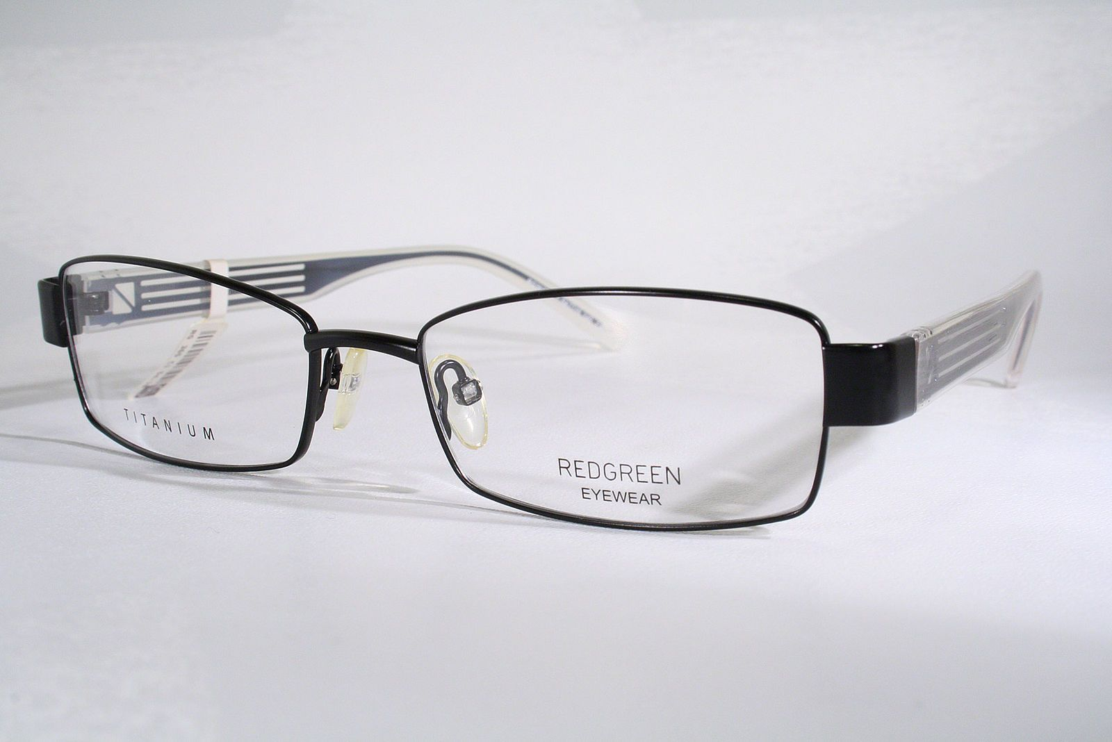 942b59805694 REDGREEN New TITANIUM Antiallergenic Danish Design Eyeglass Frames Men s  Large