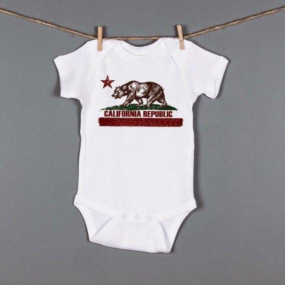 Bear Flag Museum California Bear Flag Baby Onesie Baby Onesies Baby One Piece Baby Bear Baby Shower