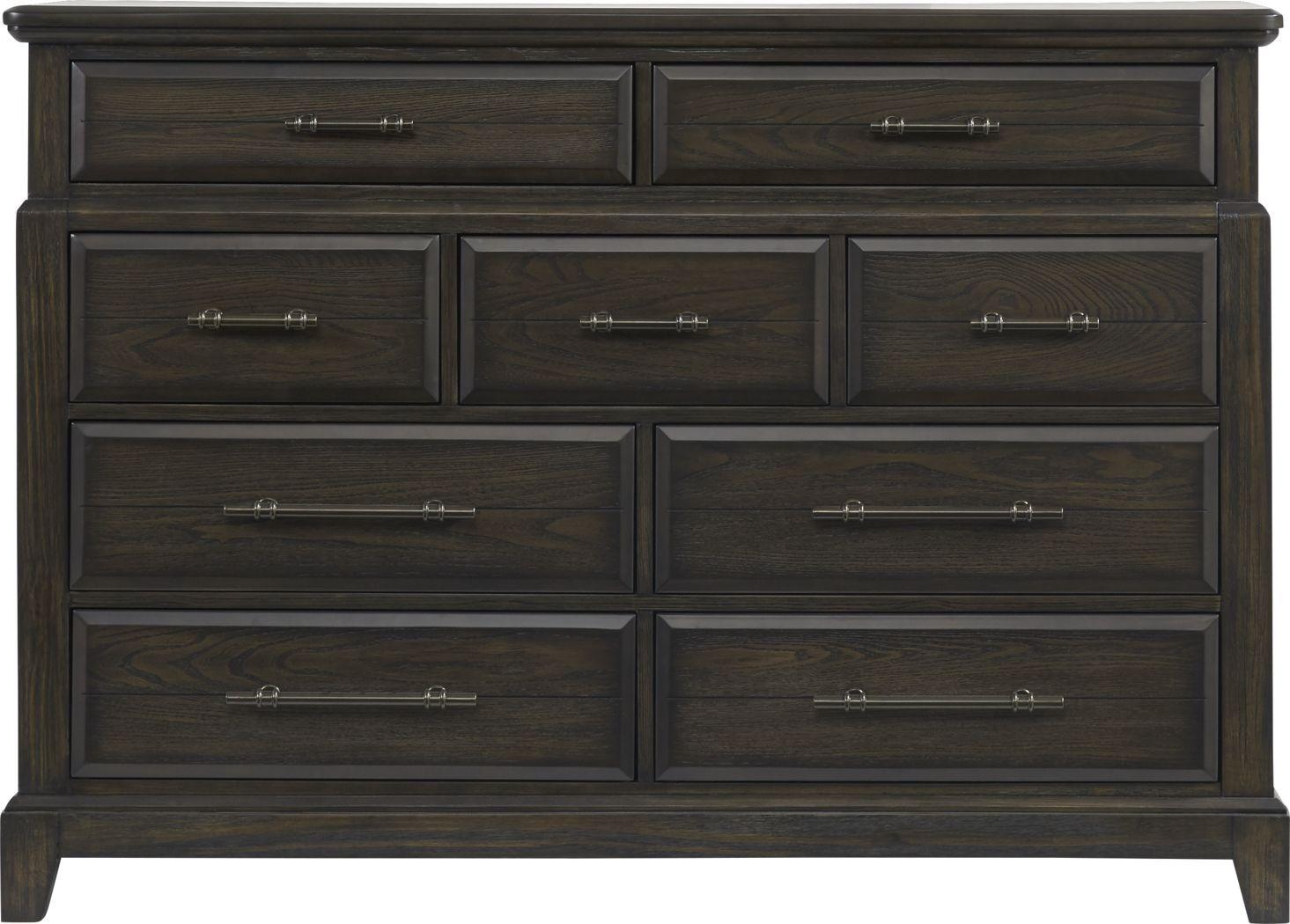 Montana Ridge Brown Dresser In 2021 Brown Dresser Dressers For Sale Bedroom Panel [ 1050 x 1465 Pixel ]