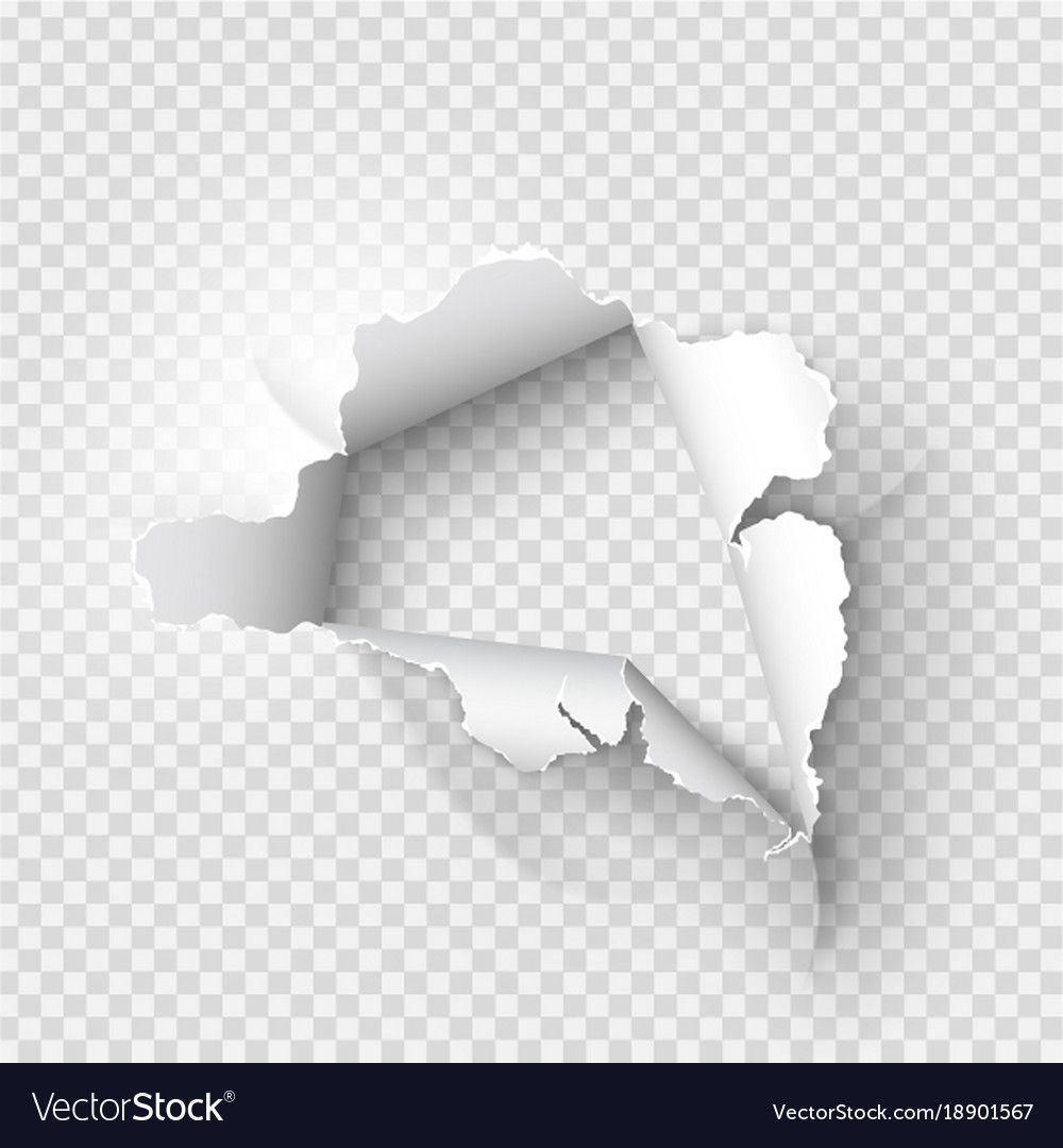 Ragged Hole Torn In Ripped Paper On Transparent Background Download A Free Preview Or High Quality Adobe Illustra Paper Background Paper Photography Resources