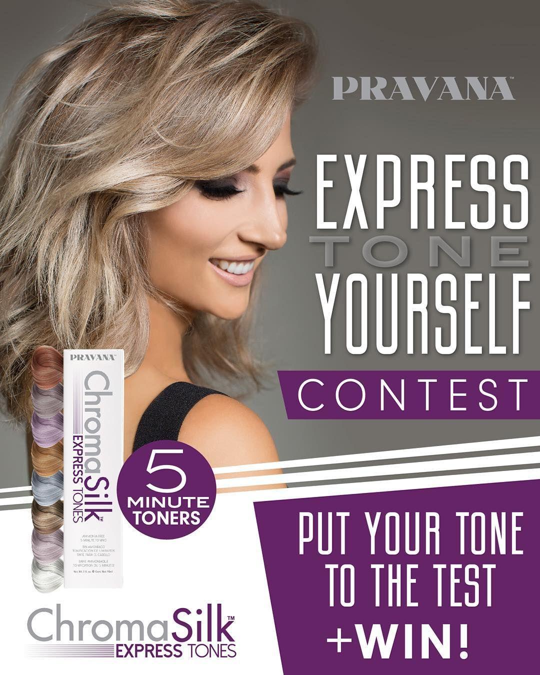 Last chance express tone yourself post your best transformation post your best transformation using chromasilk express tones pravana hair colorhair nvjuhfo Images