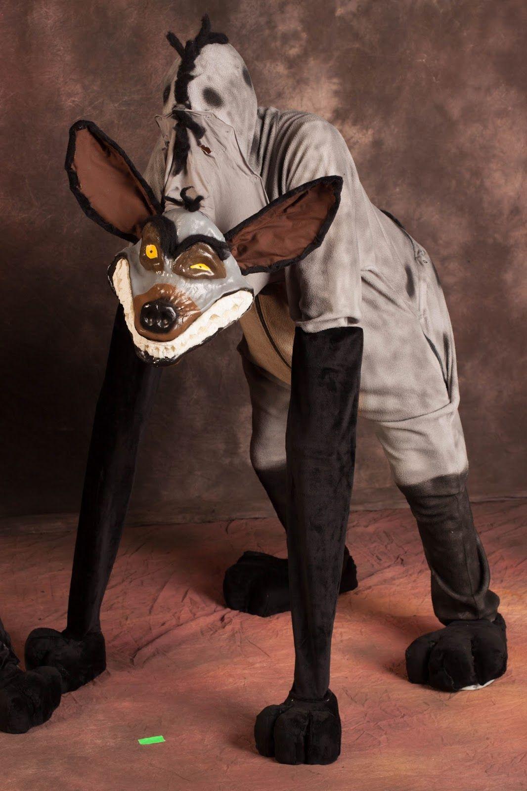 Lion king broadway hyenas - photo#10