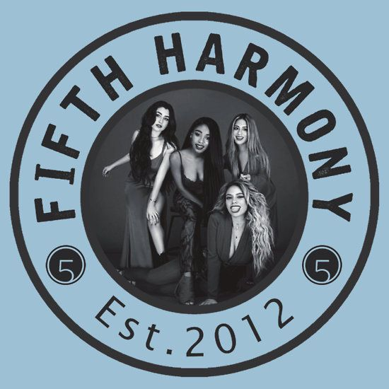 Fifth harmony circle grey photoshoot this design available on custom t shirt sticker