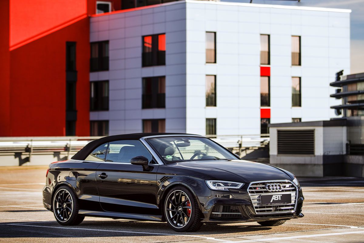 Fly Away With The New Abt Sportsline Audi S3 Cabriolet Motoringexposure Audi A3 8v Audi Rs Cabriolets