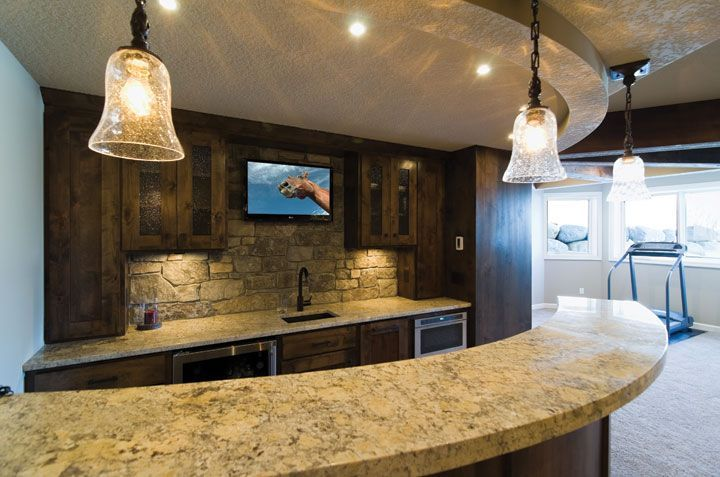 Basement Corner Wet Bar Ideas   Google Search
