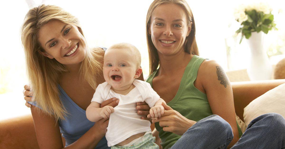 Un homosexual puede tener hijos