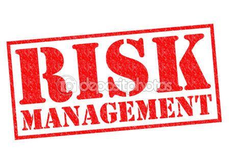 gestão de riscos — Imagem Stock #58002133