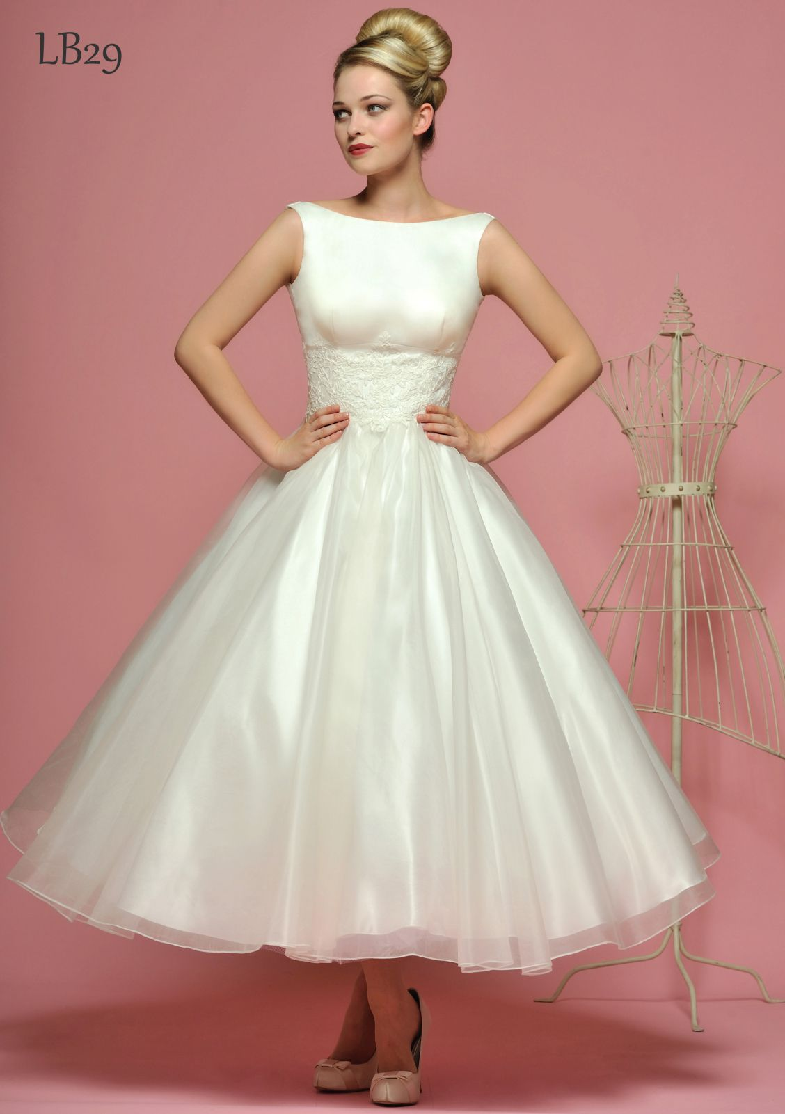 Very fifties. Lou Lou Bridal. | Vintage | Pinterest | Vestiditos ...