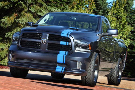 Pin En Dodge Trucks