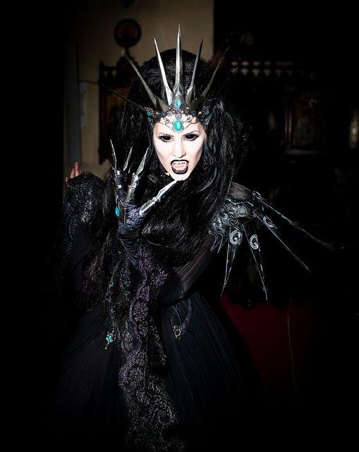 Dark Vampire Queen II