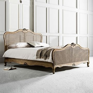 Cane King Bed Bed Bed Furniture King Beds