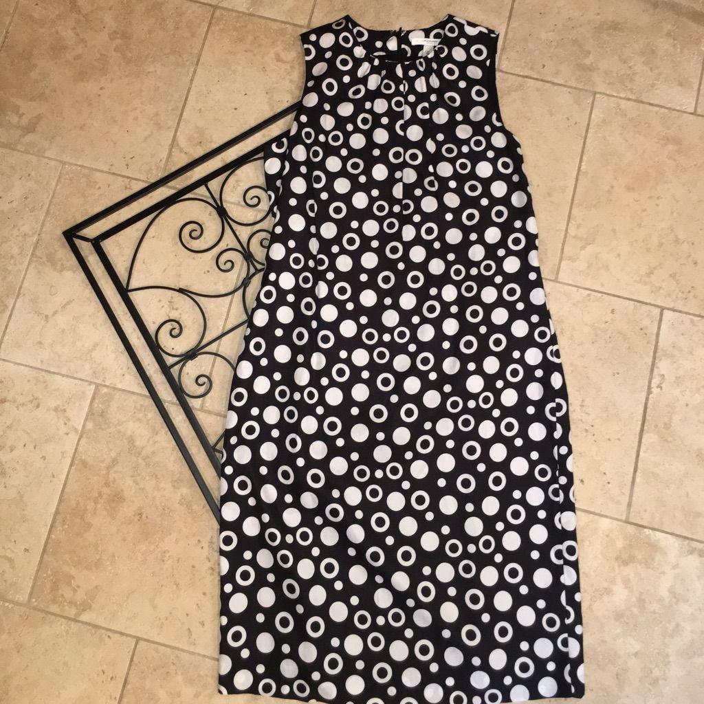 Liz Claiborne Printed Dress