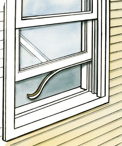 How To Install Weather Stripping Weather Stripping Windows Diy Home Repair Window Fixings