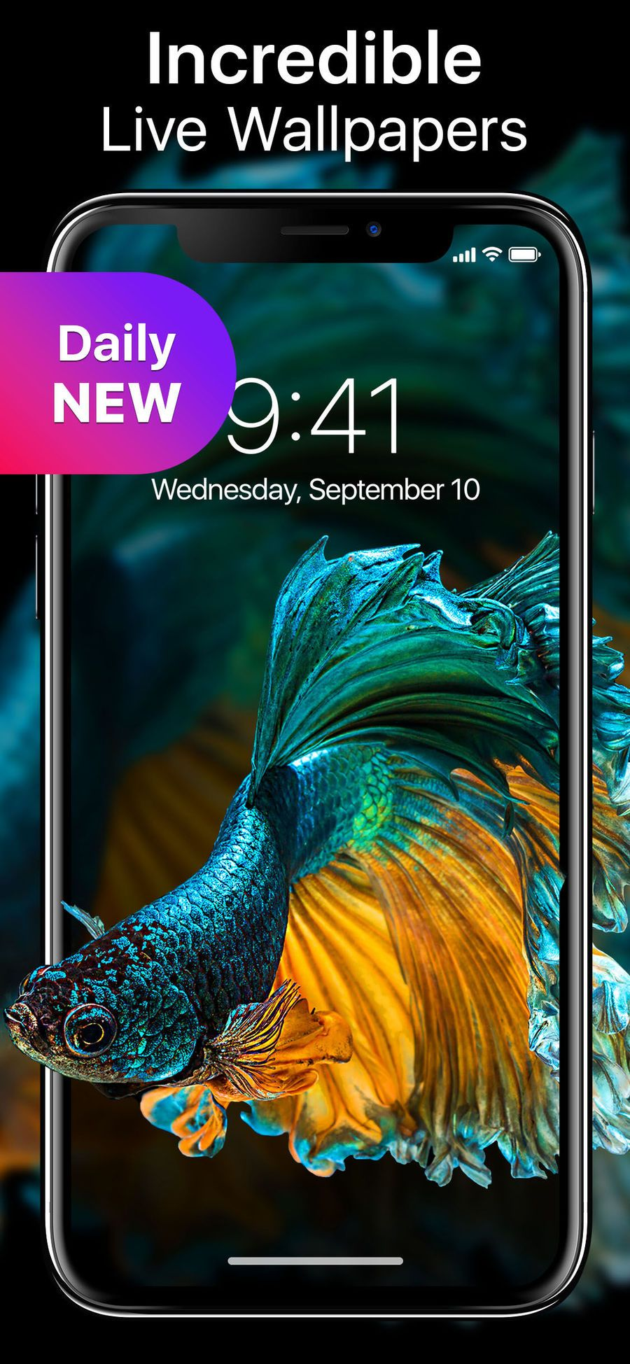 Live Wallpapers Now Ios Entertainment App Apps Live Wallpapers