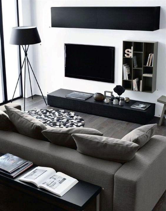 Perfekt Modernes Wohnzimmer Interieur, Exklusiv Mit Dekorationsideen Set    #Dekorationsideen #exklusiv #Interieur #mit #moderndecoration #Modernes #Set  #wohnzimmer
