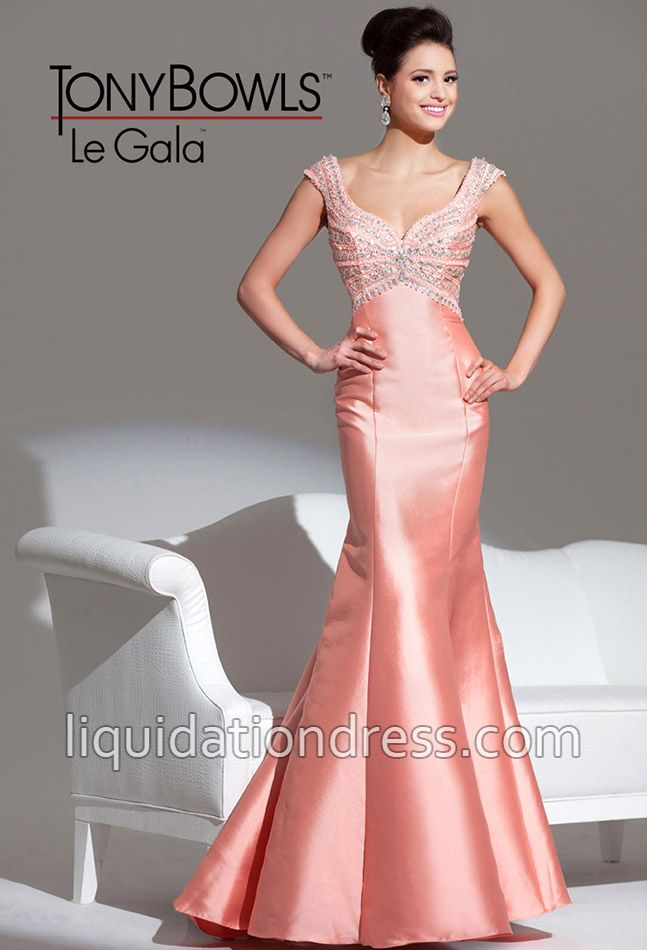 Tony Bowls 115562 - Liquidation Dress | Designer Dresses for Less ...