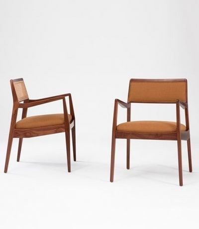 Jens Risom Chair By Ralph Pucci Furniture