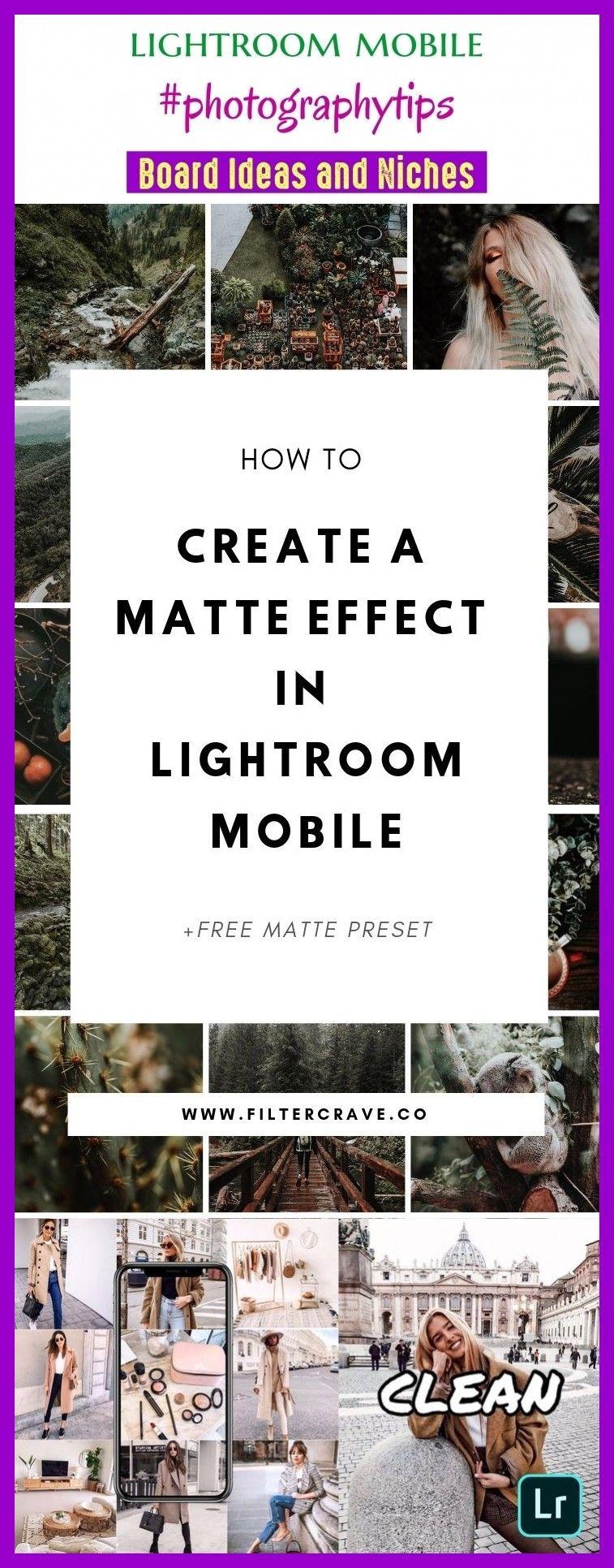 Lightroom mobile keywords