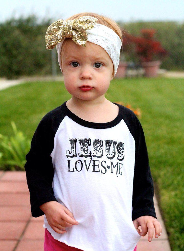 1ec4eb4b5 Jesus Loves Me Toddler Kids Raglan Tshirt, Trendy Kids Tshirt, Hipster  Tshirt, Christian Apparel, Toddler tshirt, Baseball tee, Toddler