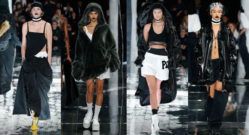 Así ha sido el debut de Rihanna como diseñadora con el desfile de su colección 'Fenty Puma by Rihanna'