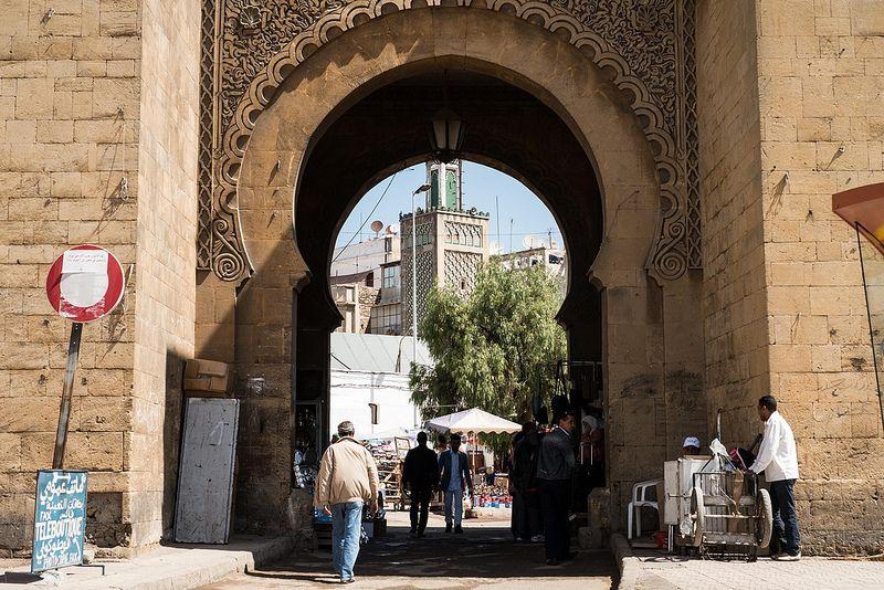 La tradicional y moderna Casablanca - ViajarMundos - En busca del Crisomallo de Sibaris