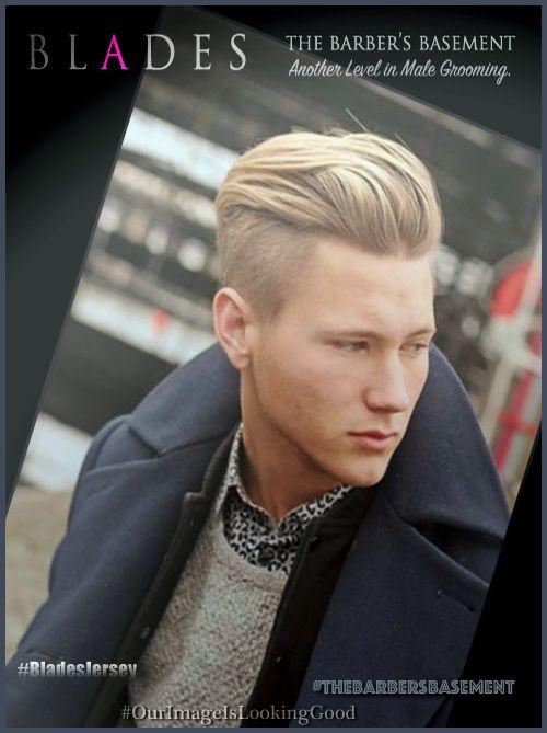 Blades Hairdressing Limited #Gents #Mens #Hairstyles #BladesJersey #BladesBarbers #TheBarbersBasement #TheBasementBarber #OurImageIsLookingGood #OIILG