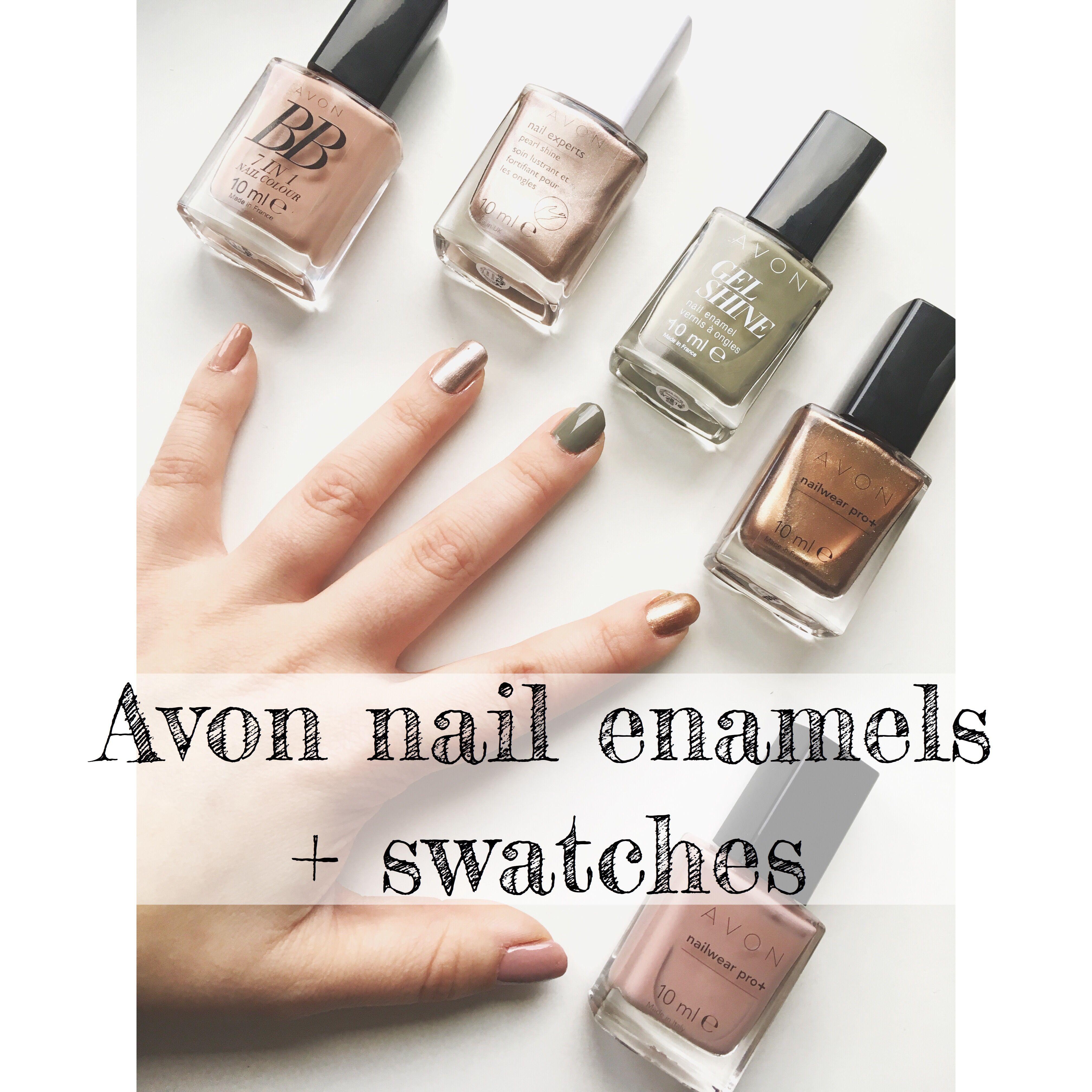 Avon Nail Enamel Product Review By A Fellow Blogger Avon
