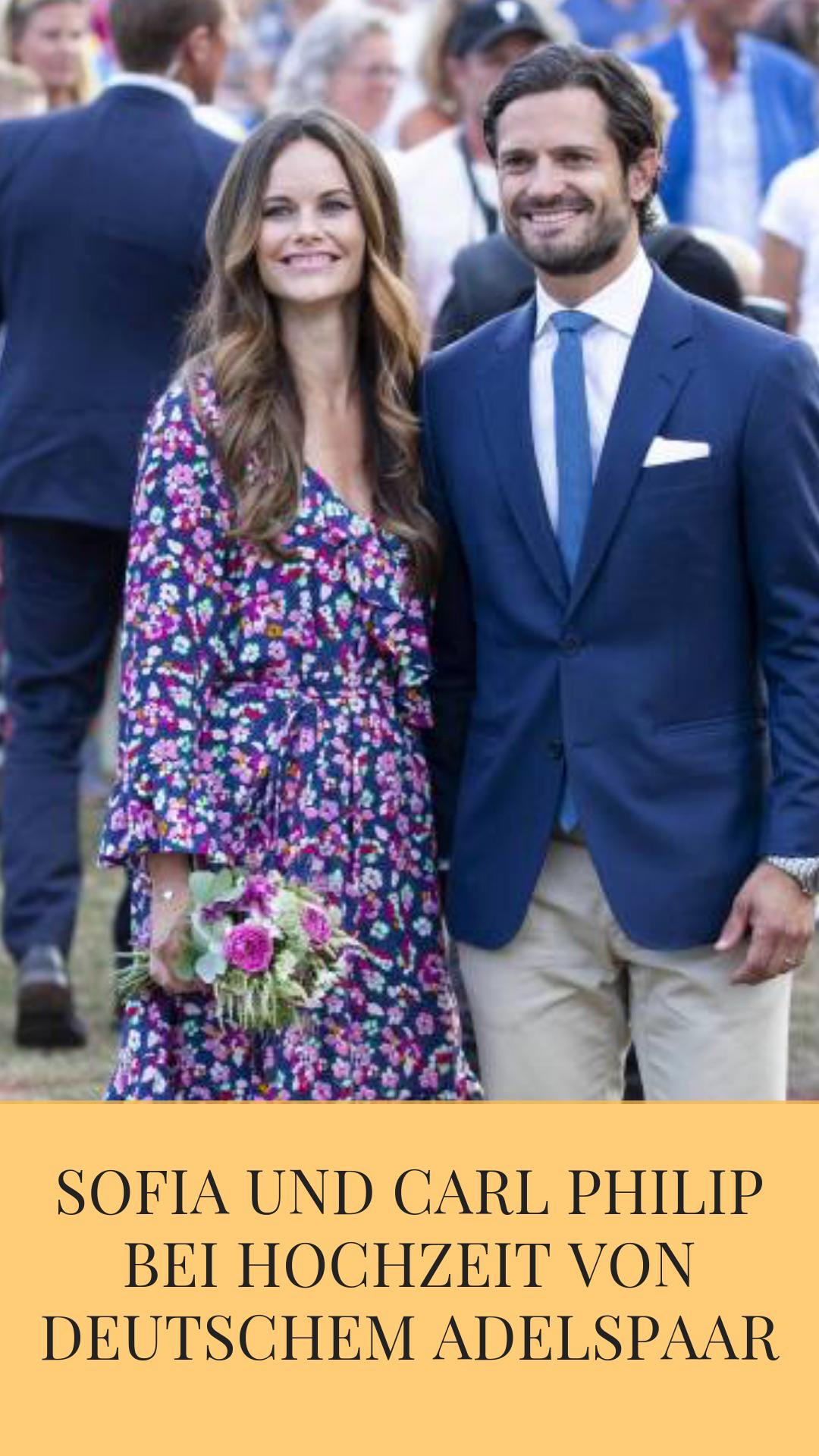 Grosse Uberraschung Bei Der Hochzeit Von Prinz Konstantin Von Bayern Und Seiner Deniz Auch Prinzessin Sofia Und Prinz Prinzessin Sofia Prinz Carl Philip Sofia