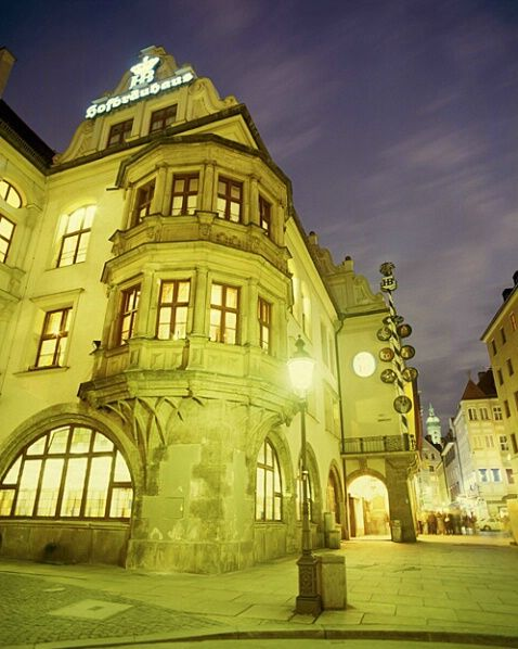 Munich, Germany. Hofbrauhaus.