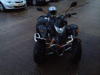Quadzilla 250e stinger  - http://motorcyclesforsalex.com/quadzilla-250e-stinger/