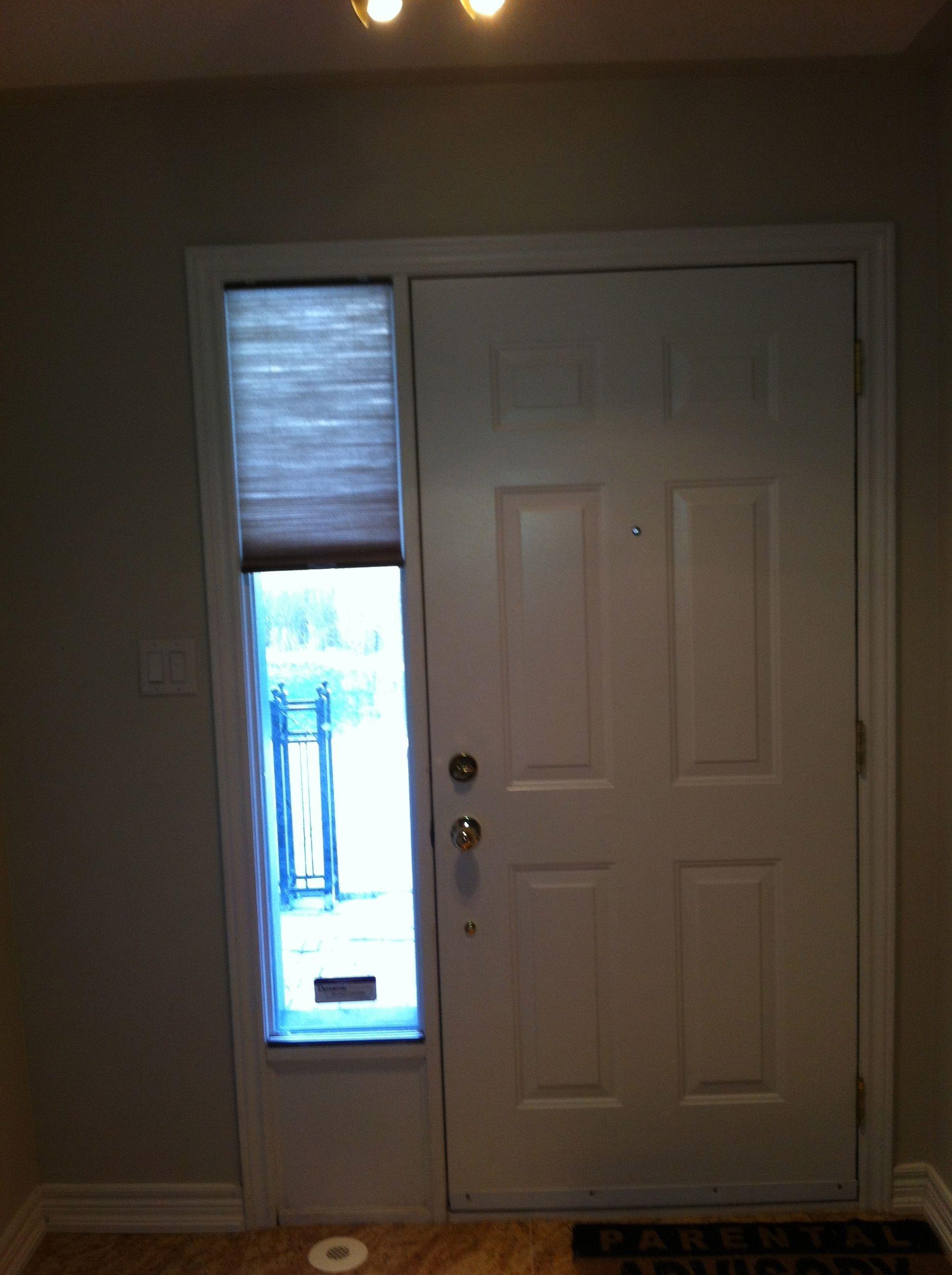 Front Door Side Window Blinds Front Doors With Windows Small