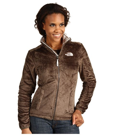 4318295913d3 The North Face Women s Osito Jacket...ok this is the one I want! Weimeraner  brown is the color! Happy birthday to me!
