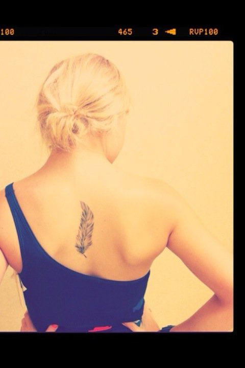 This Is Me My Tattoo Symbolizes Freedom Freedom From The Fear Of