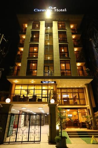 Caravan Hotel Addis Ababa Featuring A Free Airport Shuttle And A 24