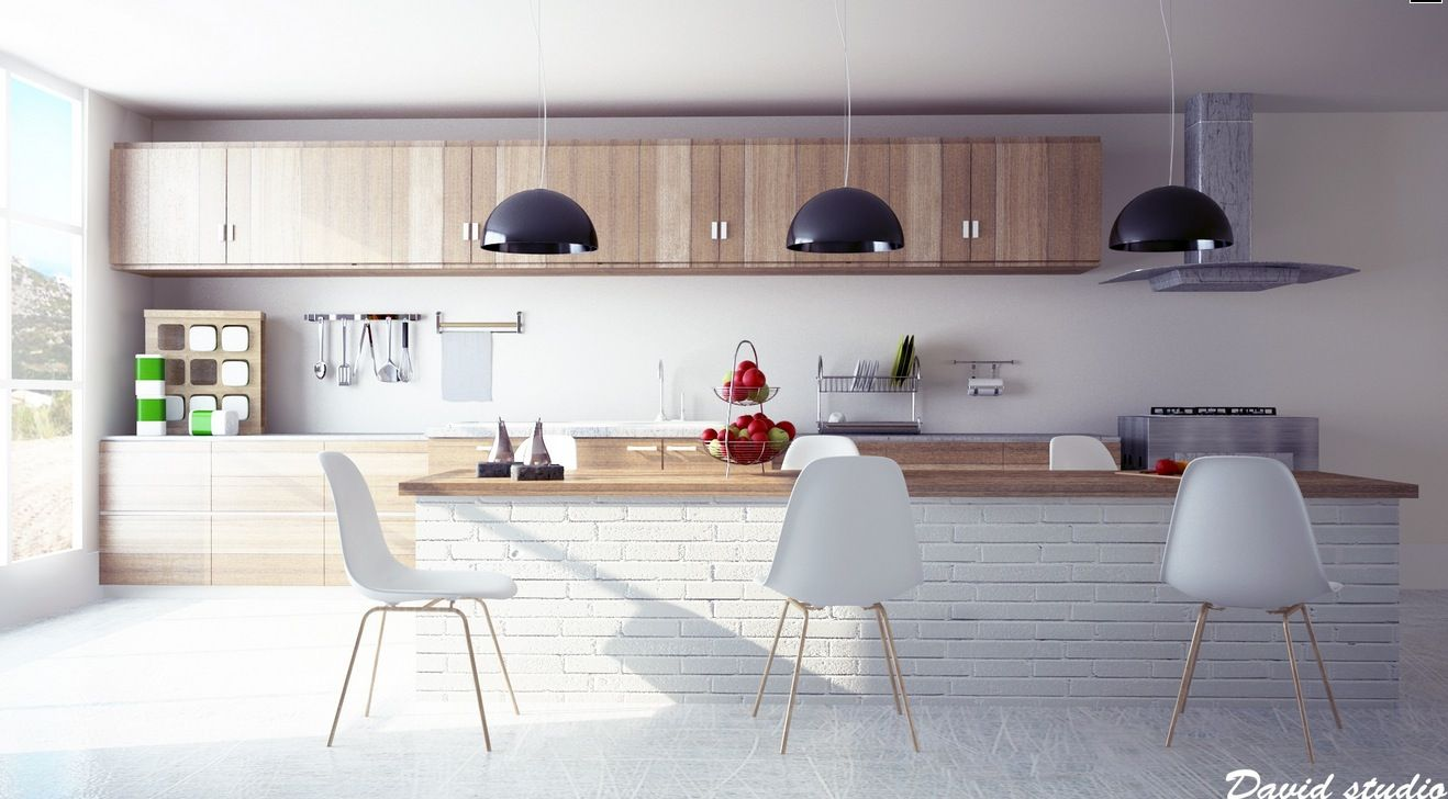 Unexpected Twists For Modern Kitchens Contemporary Kitchen