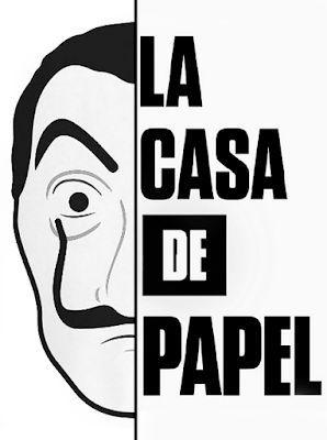 Ideias Personalizadas Diy Como Fazer Um Caderno La Casa De Papel Cool Posters Movie Wallpapers Youtube Quotes